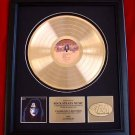KISS (ACE FREHLEY SOLO) GOLD RECORD AWARD
