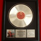 TWISTED SISTER PLATINUM RECORD AWARD - FREE SHIPPING!