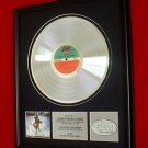 "AC/DC PLATINUM RECORD AWARD ""BLOW UP YOUR VIDEO"""