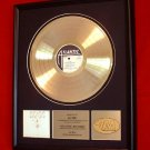 "AC/DC GOLD RECORD AWARD ""FLICK OF THE SWITCH"""