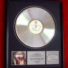 "VAN HALEN PLATINUM RECORD AWARD - ""5150"""