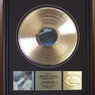 "MICHAEL JACKSON GOLD RECORD AWARD ""THRILLER"""