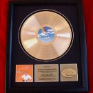 AMERICAN GRAFFITI GOLD RECORD AWARD - ORIGINAL