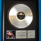 ROCKY IV PLATINUM RECORD AWARD
