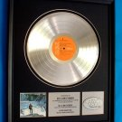 "JOHN DENVER PLATINUM RECORD AWARD ""ROCKY MOUNTAIN HIGH"""