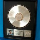 CONWAY TWITTY PLATINUM RECORD AWARD