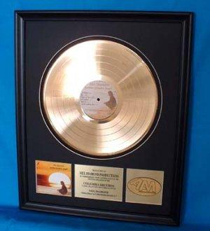 NEIL DIAMOND GOLD RECORD AWARD - RARE!!!