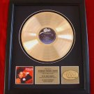 "GLORIA ESTEFAN GOLD RECORD AWARD "" LET IT LOOSE"""