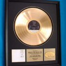 "PINK FLOYD GOLD RCORD AWARD ""THE WALL"""