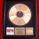 THE BEACH BOYS GOLD RECORD AWARD