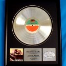 "BETTE MIDLER PLATINUM RECORD AWARD "" BEACHES"""