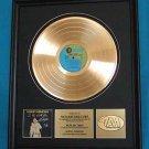 DONNY OSMOND GOLD RECORD AWARD - VINTAGE