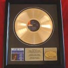 WILLIE NELSON GOLD RECORD AWARD