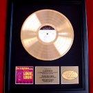 "THE KINGSMEN GOLD RECORD AWARD ""LOUIE, LOUIE"""