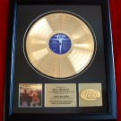 RIGHTEOUS BROTHERS GOLD RECORD AWARD - VINTAGE