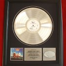 "SAMMY HAGAR PLATINUM RECORD AWARD ""VOA"""