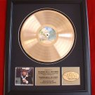 "ROD STEWART GOLD RECORD AWARD ""NIGHT ON THE TOWN"""