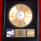 "MADONNA GOLD RECORD AWARD ""TRUE BLUE"""