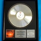 DIO PLATINUM RECORD AWARD - RONNIE JAMES DIO