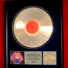 JOURNEY GOLD RECORD AWARD - TO: COLUMBIA RECORDS