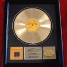 "JERRY LEE LEWIS GOLD RECORD AWARD ""GREATEST HITS"""