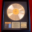 "DAVE CLARK FIVE GOLD RECORD AWARD ""GREATEST HITS"""