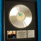 "THE EAGLES PLATINUM RECORD AWARD ""HOTEL CALIFORNIA"""