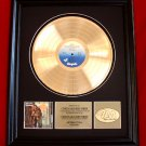 "JETHRO TULL GOLD RECORD AWARD ""AQUALUNG"""