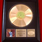 "JETHRO TULL GOLD RECORD AWARD ""WAR CHILD"""
