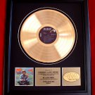 "JOHN DENVER GOLD RECORD AWARD ""SPIRIT"""