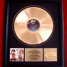 "CHEAP TRICK GOLD RECORD AWARD ""ONE ON ONE"""