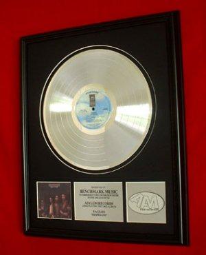 "THE EAGLES PLATINUM RECORD AWARD ""DESPERADO"""