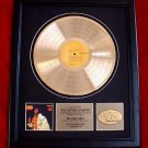 "ELVIS PRESLEY GOLD RECORD AWARD ""PURE GOLD"""