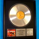 "ELVIS PRESLEY PLATINUM RECORD AWARD ""VOLUME 1"""