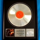 "GEORGE MICHAEL PLATINUM RECORD AWARD ""FAITH"""
