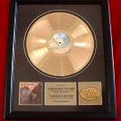 BLACK SABBATH 1970 DEBUT GOLD RECORD AWARD