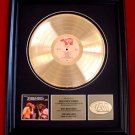 "THE BEE GEES ""LIVE"" GOLD RECORD AWARD"