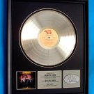 "THE BEE GEES PLATINUM RECORD AWARD ""CHILDREN OF THE WORLD"""