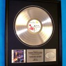 PRINCE PLATINUM RECORD AWARD - PURPLE RAIN