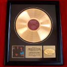 "THE ROLLING STONES GOLD RECORD AWARD ""12X5"" TO: ROLLING STONES"