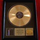 "STEVIE NICKS GOLD RECORD AWARD ""BELLA DONNA"" - TO: STEVIE NICKS"