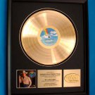 """GEORGE STRAIT GOLD RECORD AWARD """"BEYOND THE BLUE NEON"""""""