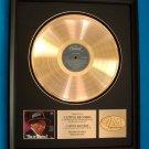 "FRANK SINATRA GOLD RECORD AWARD ""THIS IS SINATRA"" - RARE!"
