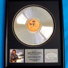"GEORGE HARRISON PLATINUM RECORD AWARD ""CLOUD NINE"" - RARE!!"