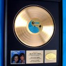 MARIE OSMOND GOLD RECORD AWARD - EXTREMELY RARE!!!