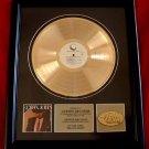 "ELTON JOHN GOLD RECORD AWARD ""BREAKING HEARTS"""