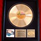 "DWIGHT YOAKUM GOLD RECORD AWARD ""GUITARS, CADILLACS, ETC."""