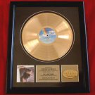 "GEORGE STRAIT GOLD RECORD AWARD ""DOES FORT WORTH EVER CROSS YOUR MIND"""