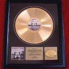 """PAUL McCARTNEY & WINGS GOLD RECORD AWARD """"LONDON TOWN"""""""