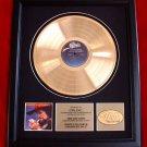 "JOHNNY PAYCHECK GOLD RECORD AWARD ""GREATEST HITS"""